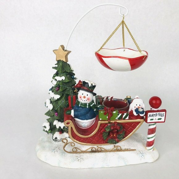 Yankee Candle Christmas Hanging Wax Tart Warmer